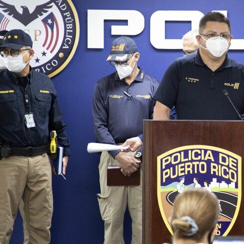 Policía revela detalles del cuerpo hallado tras asesinato de policías