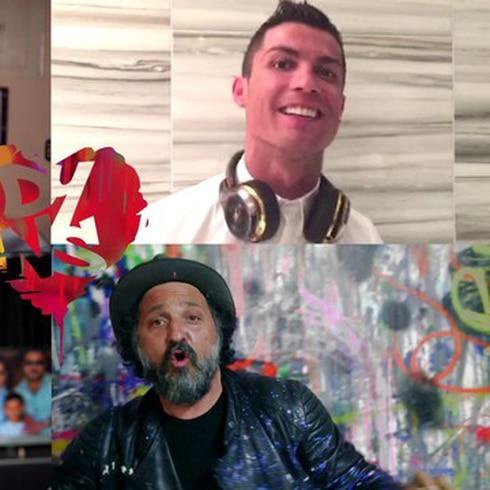 Jennifer López y Cristiano Ronaldo cantan en vídeo musical de Red One