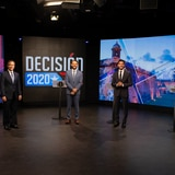 Caldeado debate de candidatos a la alcaldía de San Juan