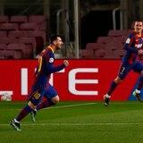 Una tormenta golpea el Barcelona luego de filtrarse contrato de Messi