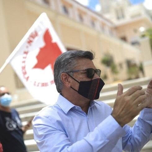 Charlie Delgado asegura que hay más ánimo en la calle hoy entre los electores