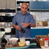 Guíllate de Chef: coquito de turrón