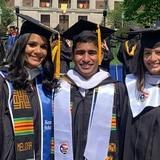 Celebran su graduación en Universidad de Rochester