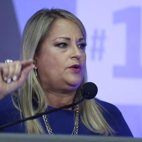 """Wanda Vázquez: """"Yo creo en la democracia"""""""