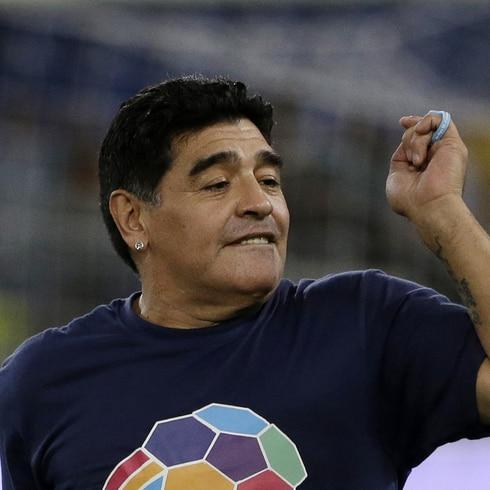 La increíble trayectoria de Diego Maradona