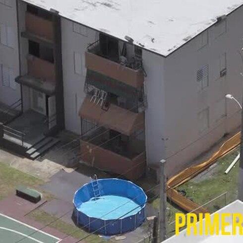 Piscinas en residenciales públicos