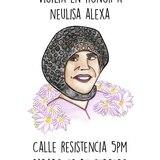 Convocan vigilia en honor a Alexa en el Viejo San Juan