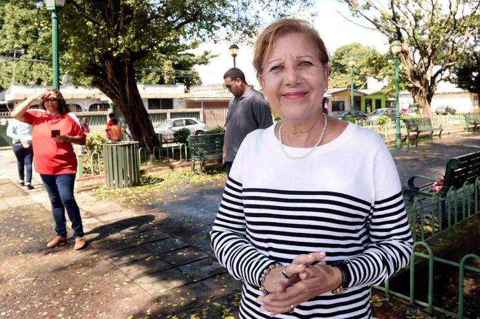 Nazario Fuentes es educadora y cuenta con un doctorado en consejería.