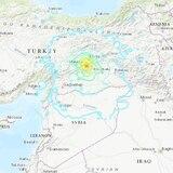 Terremoto de magnitud 6.7 sacude el sureste de Turquía