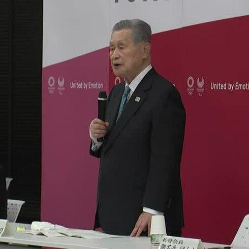 Presidente de los Juegos Olímpicos de Tokio renuncia tras comentario sexista