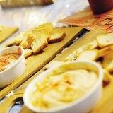 Toque boricua al humus en Ponce