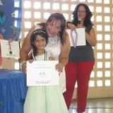 Graduación de los niños de Mima