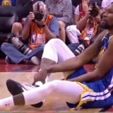 Durant vuelve a salir de juego por lesión