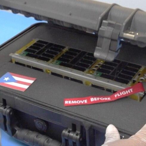 Cosas curiosas del PR-CuNaR2: un pedazo de Puerto Rico en el espacio