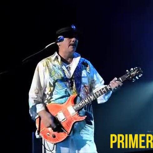 Carlos Santana en vivo