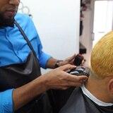 Robo a mano armada en una barbería de Barrio Obrero