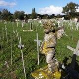 Aparecen nombres de mujeres en tumbas de fetos en Italia