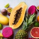 Ricas y beneficiosas las frutas del país