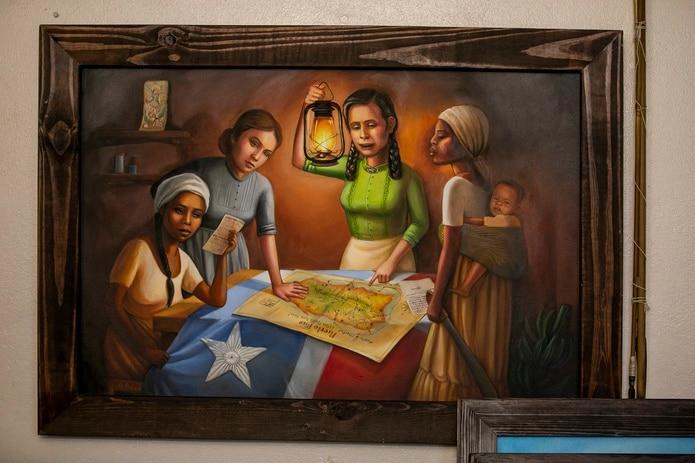 Mujeres ilustres que participaron en el Grito de Lares.