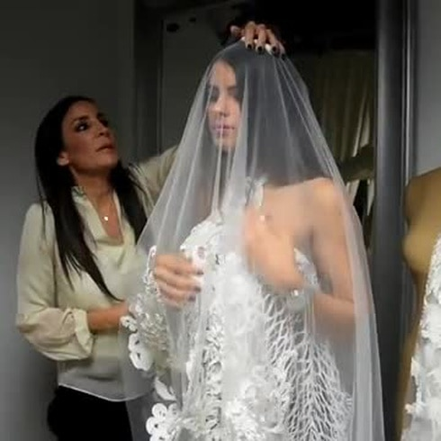 Vanessa de Roide revela detalles de su boda