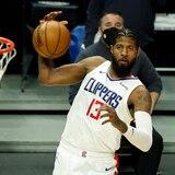 Paul George encabeza ataque ganador de los Clippers sobre los Raptors