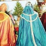 Los tres Reyes Magos llegan mañana a San Juan