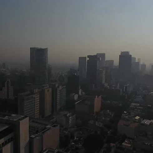 Ciudad de México: en riesgo extraordinario por la contaminación