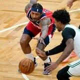 Bradley Beal vuelve a lucir pero los Wizards caen ante los Celtics