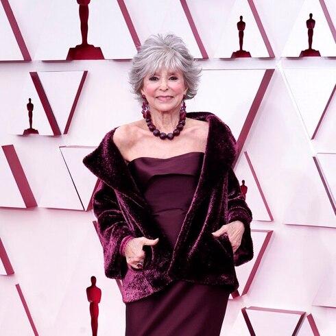 Estrellas en la alfombra roja de los Premios Oscar 2021