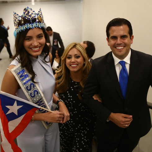 Stephanie Del Valle llega a Puerto Rico