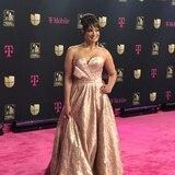 Belleza y elegancia en la alfombra de Premio Lo Nuestro