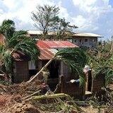 Aumentan a 47 los fallecidos por el tifón Phanfone en Filipinas