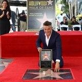 Alejandro Sanz ya tiene su estrella en el Paseo de la Fama de Hollywood