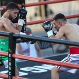 Oscar Collazo suma su tercera victoria en el boxeo profesional