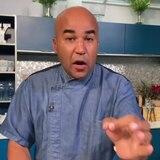 Guíllate de Chef: guineos niños para el flan de queso