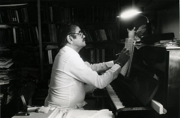 """El maestro músico y poeta Amaury Veray es conocido mundialmente por ser el autor del famoso """"Villancico yaucano""""."""