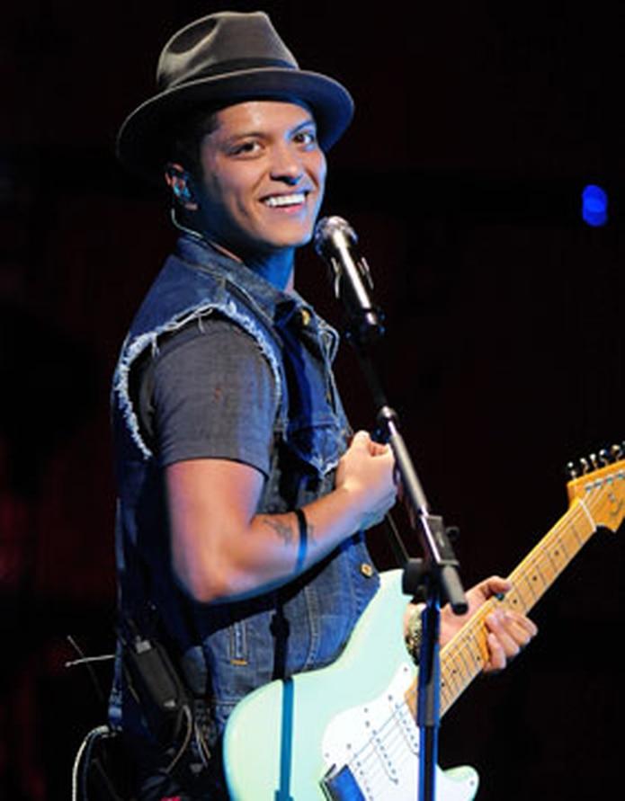 Bruno Mars (Archivo)
