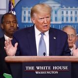 Congreso de EE.UU. negocia proyecto de rescate; Trump, furioso