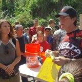 Llega la ayuda al barrio Magueyes de Corozal