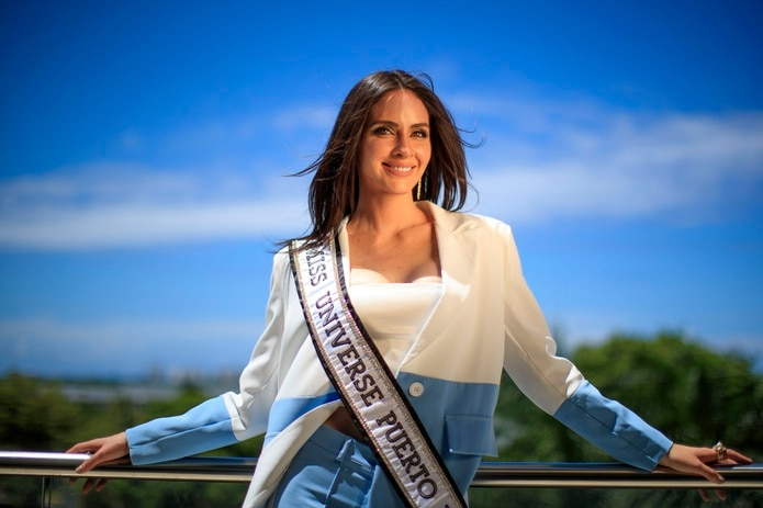 Estefanía Soto, Miss Universe Puerto Rico 2020