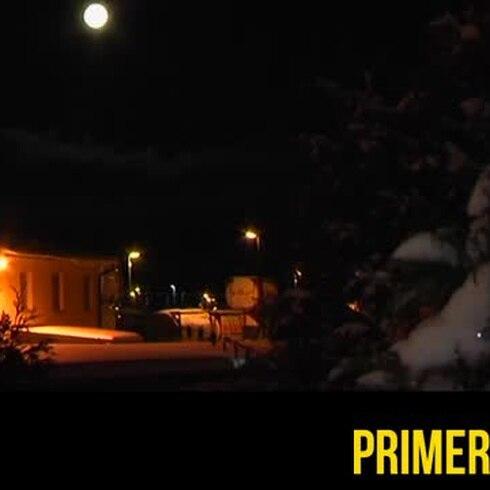 Espectacular la luna