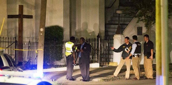 El autor de los disparos aún no ha sido encontrado. (AP)