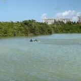 Hallan el cuerpo de una mujer en Laguna San José