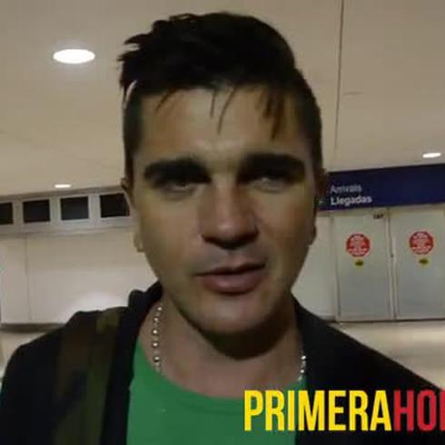 Juanes llega a Puerto Rico