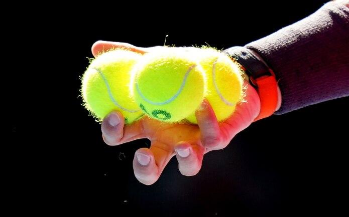 """Un reporte concluyó que el incremento de los casos es """"un indicador de que las categorías inferiores del tenis profesional fueron blancos de la corrupción cuando el deporte se acercaba a la suspensión"""" por la pandemia del COVID-19. (EFE)"""