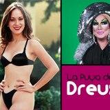 La Puya de Dreuxilla: Alexandra Fuentes revuelca las redes con foto vieja