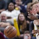 Indiana paró a los Lakers