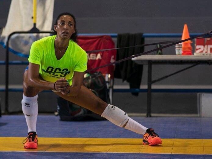 La veterana Aury Cruz opinó que la Federación Puertorriqueña de Voleibol no puede obligar a las jugadoras a vacunarse para jugar en el próximo torneo.