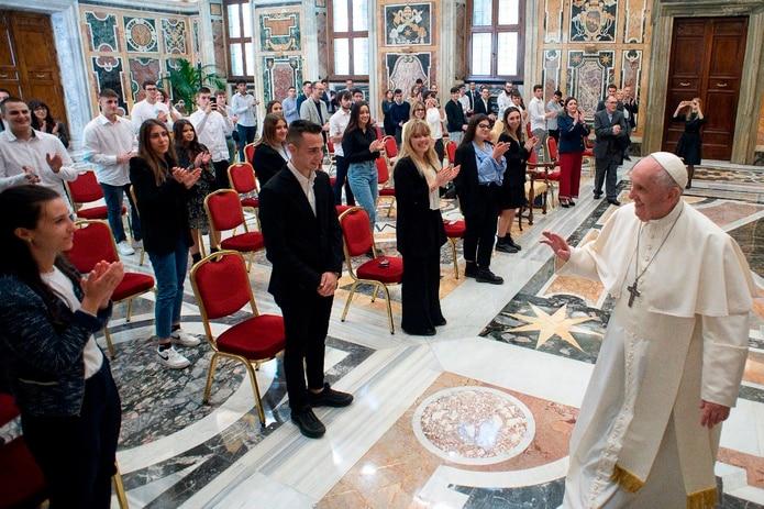 El encuentro en la ciudad de Codogno estaba previsto para el año pasado, pero se pospuso debido al COVID-19.