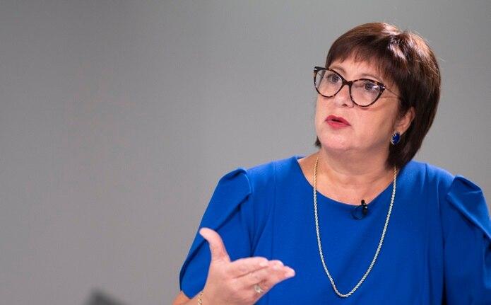 Natalie Jaresko, directora ejecutiva de la Junta de Supervisión Fiscal, participó de una transmisión en vivo para contestar preguntas de la audiencia de elnuevodia.com.